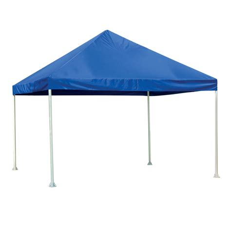 Lowes Awnings Canopies 28 Images Shop Shelterlogic 24 Ft W X 30 Ft L Steel Canopy At Lowes