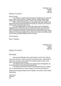 writing a formal letter to the by qwerty 101