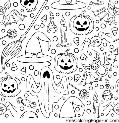 coloring pages collage coloring pages