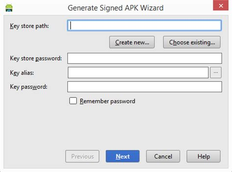 android studio generate apk generating a signed release apk file in android studio techotopia