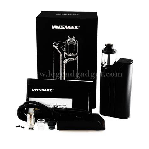 Wismex Rx Mini Starter Kit 80w Authentic wismec reuleaux rx75 mini starter kits 45 32 and freeshipping