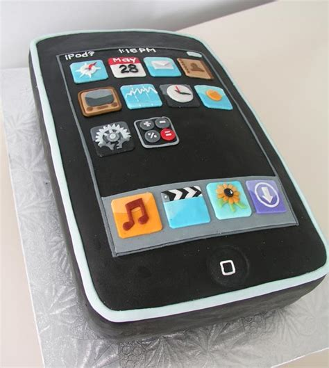 cool new electronics coolest latest gadgets ipod touch birthday cake new