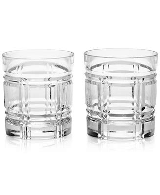 Ralph Barware by Ralph Greenwich Fashioned Glasses Set