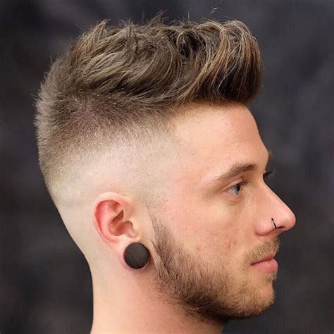 men medium haircut lengths pictures with back bald spot high skin fade with medium length hair medium mens