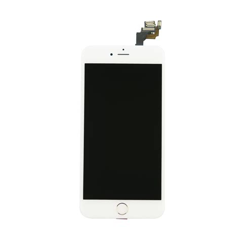 Iphone 6 6 Plus Home Button Assembly Gold iphone 6 plus white gold display assembly with front