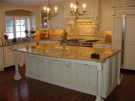 new kitchen cabinets and countertops venetian gold granite with white cabinets granite new