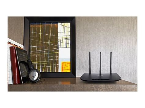 450 Mbps Wireless N Router Tl Wr940n tp link tl wr940n 450 mbps wireless n cable router ebuyer