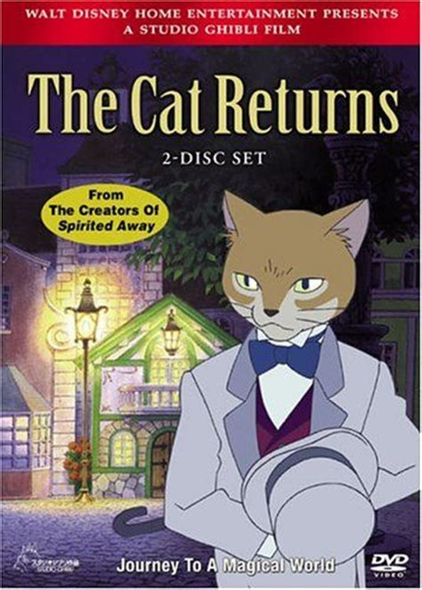 the cat returns the cat returns 2002 on collectorz