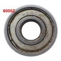 Bearing Laher 6000 Z bearing 6000z