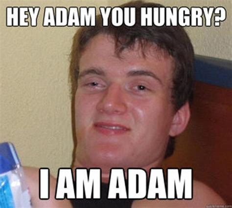 Adam Meme - really high guy meme hilarious memes i am adam