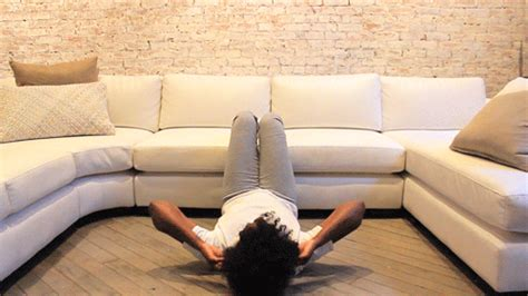 couch crunches ain t no potato the lazy girl s guide to working out on