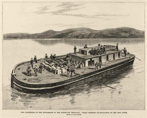 old flats boats google images