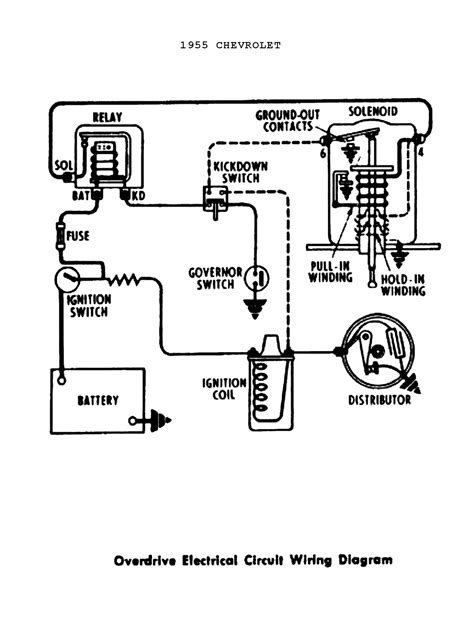 chevy wiring diagrams for delco remy hei distributor