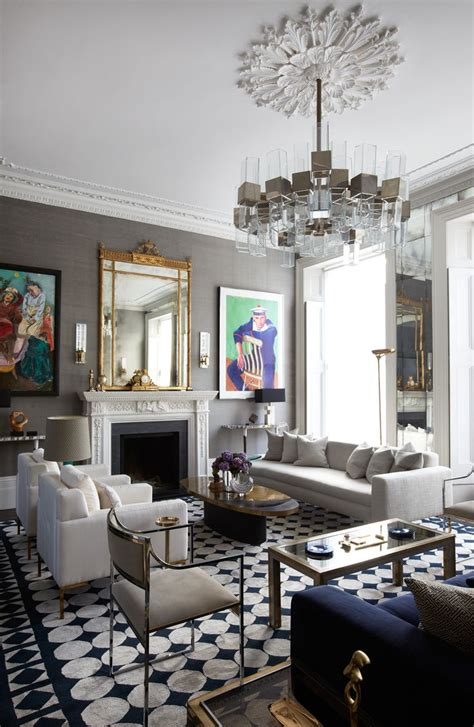 Glamorous Homes Interiors Top 10 Modern Style Guidelines