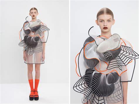 design fashion line noa raviv uses 3d printed polymers for virtual reality