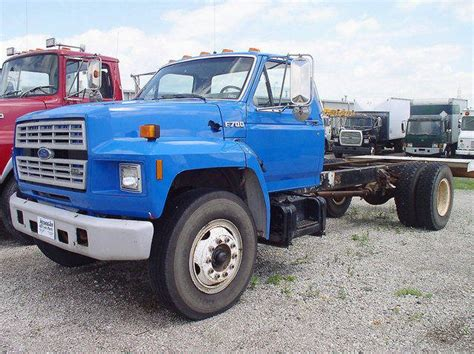 1993 ford truck 1993 ford f700 truck specifications for sale from michigan