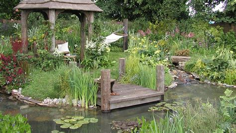 garten naturnah gestalten formal and garden pond designs landscape garden