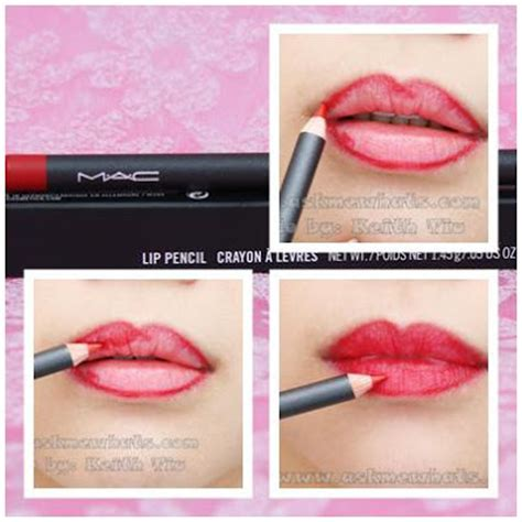 Mac Lip Pencil In Cherry askmewhats top philippines skincare makeup review philippines