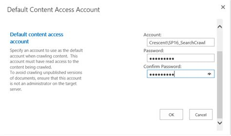 reset sharepoint online to default how to change default content access account in sharepoint