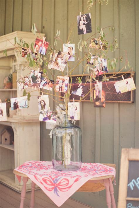 {Special Wednesday} Planning A Rustic Vintage Bridal Shower