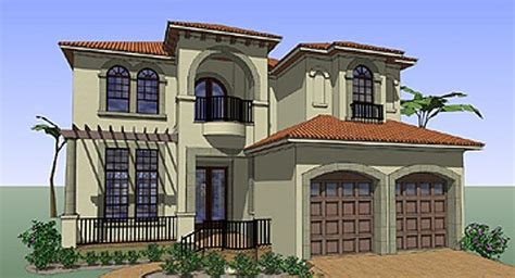 House Plans With Indoor Pool House Plan 75131 At Familyhomeplans Com