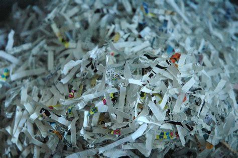 Logs From Shredded Paper - shredded paper willitrun flickr