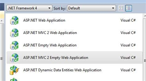 readymade templates for asp net comparison of who is the best mvc implementation between
