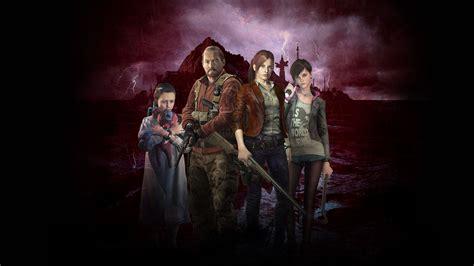 Resident Evil Revelations 2 resident evil revelations 2 review back on the right