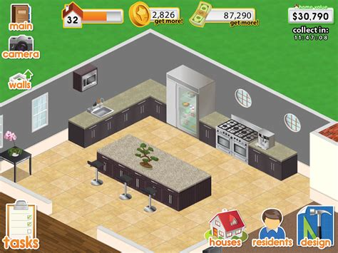 home design game neighbors design this home android apps on google play