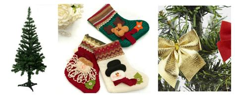 cheap christmas new year winter festive decorations