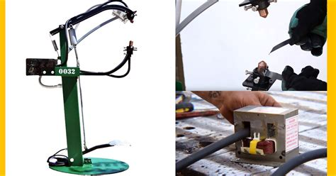 creating a stable based spot welder at