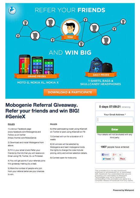 Fun Facebook Giveaway Ideas - 25 creative facebook contest ideas you can use today