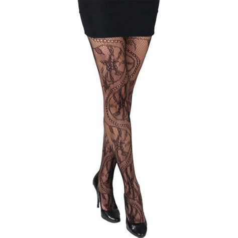 patterned fashion tights uk 5 pairs of ladies assorted black fishnet patterned fashion