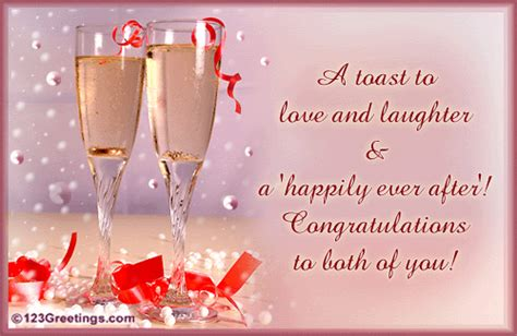 Toast to you free congratulations ecards greeting cards 123