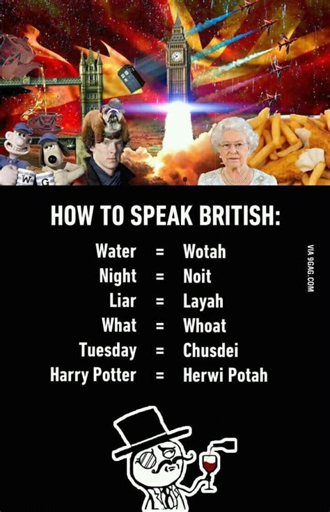 British Meme - british accent meme www pixshark com images galleries