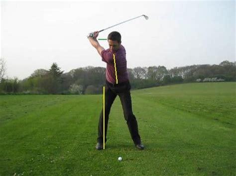 back swing best way to do a backswing in golf