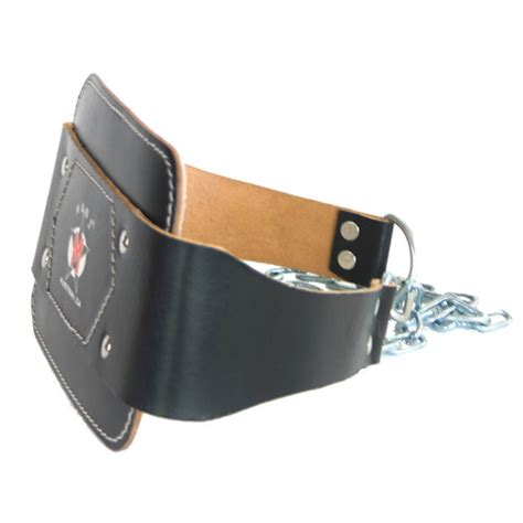 leather dipping belt temple webster