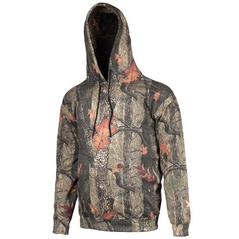 Camouflage Hoodie huntworth s camouflage fleece hoodie