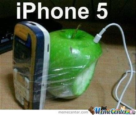Iphone 5 Meme - iphone 5 by hc meme center
