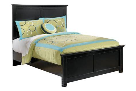 Gardner Furniture by Maribel Bed
