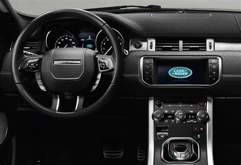 2015 range rover dashboard 2016 range rover evoque dash steering the fast lane car