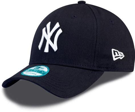 new era black new era 9forty new york yankees adjustable baseball cap