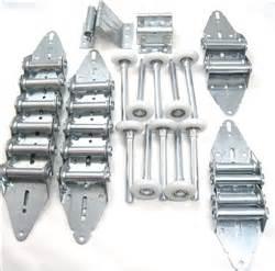 Mc Overhead Door Parts Garage Door Hinge And Roller Tune Up Kit 16x7 Or 18x7