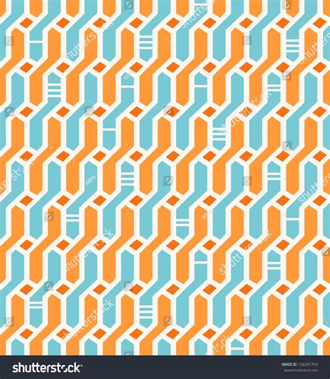 design pattern network abstract seamless geometric pattern network background