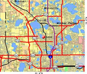 orlando florida zip codes map 32804 zip code orlando florida profile homes