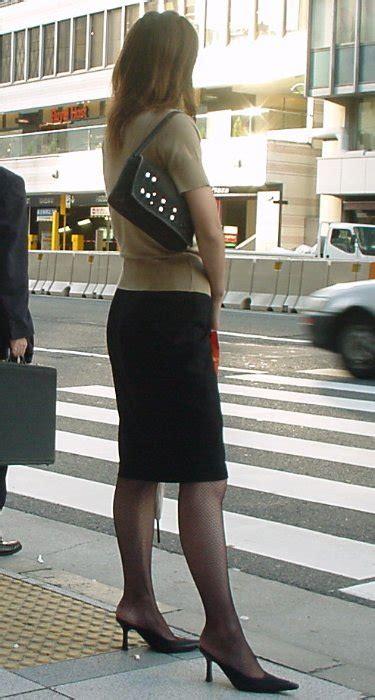 fashion tights skirt dress heels tights street