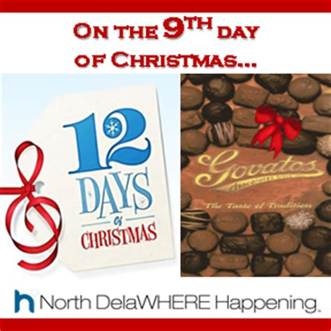 ninth day of christmas ideas on the 9th day of