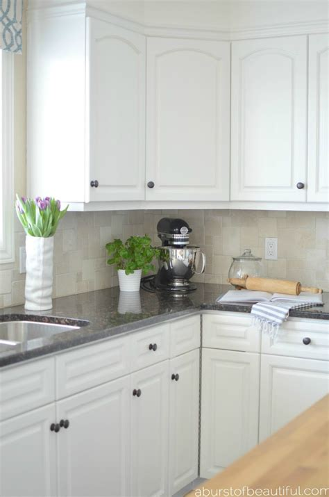 how to properly paint kitchen cabinets how to paint kitchen cabinets a burst of beautiful