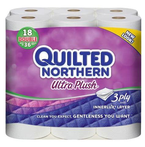 Quilted Northern Bath Tissue Coupons by Quilted Northern Ultra Plush Bath Tissue Only 0 47 Per