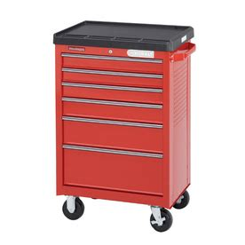 kobalt 8 drawer tool box shop kobalt 6 drawer 28 1 8 in steel tool cabinet red at